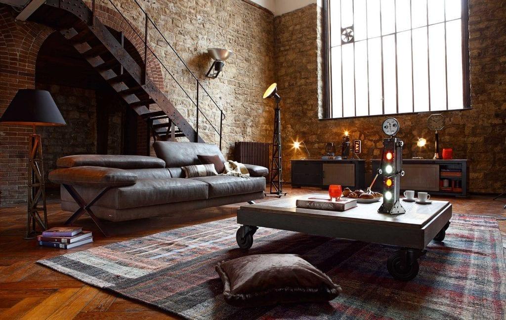 5 1024x648 - Stilul industrial modern în designul interior