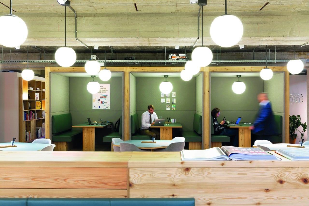BusinessClub 04 VS - Analiză. Revoluția din segmentul birourilor: spațiile de coworking, în creștere accelerată