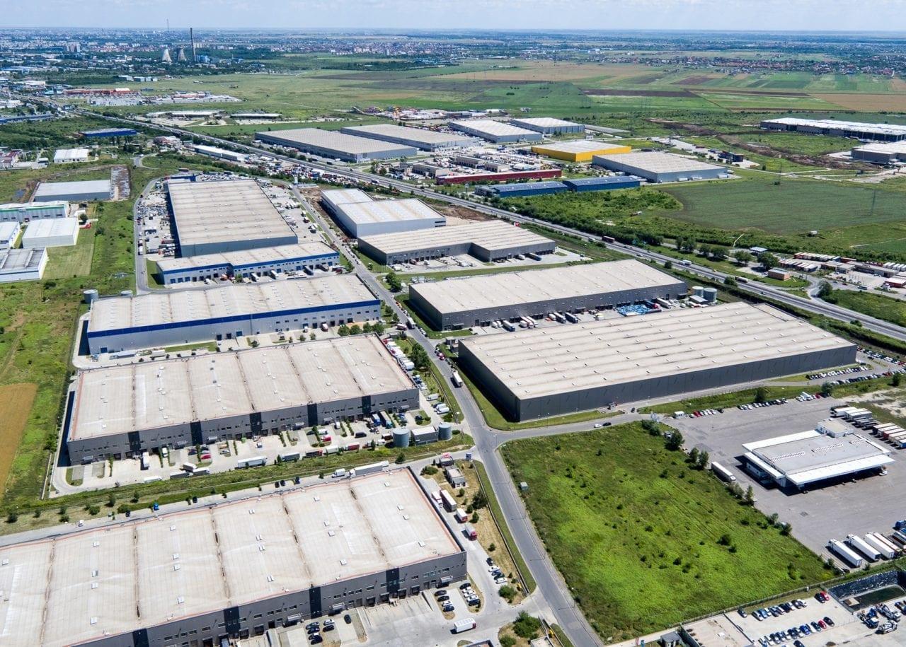 CTPark Bucharest - CTP, 400.000 de mp de spații logistice și industriale în construcție