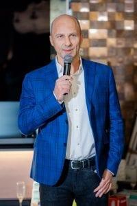 Dragos Bonea director general Delta Studio 200x300 - GALERIE FOTO: Delta Studio expune cele mai noi colecții de mobilier italian și spaniol, lansate la Salone del Mobile Milano 2018