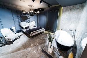 Eveniment Delta Studio weareluxury ambient Cortezari 1 300x200 - GALERIE FOTO: Delta Studio expune cele mai noi colecții de mobilier italian și spaniol, lansate la Salone del Mobile Milano 2018
