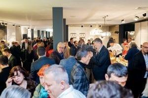 Eveniment Delta Studio weareluxury invitati 1 300x200 - GALERIE FOTO: Delta Studio expune cele mai noi colecții de mobilier italian și spaniol, lansate la Salone del Mobile Milano 2018
