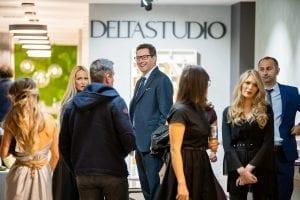 Eveniment Delta Studio weareluxury invitati 3 300x200 - GALERIE FOTO: Delta Studio expune cele mai noi colecții de mobilier italian și spaniol, lansate la Salone del Mobile Milano 2018