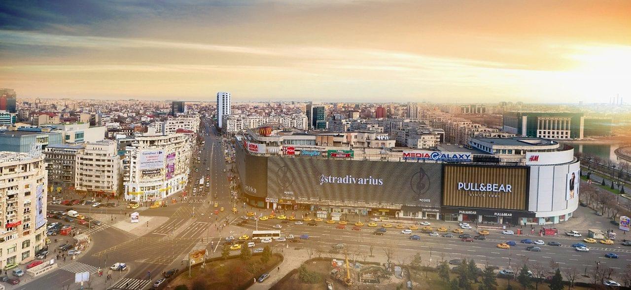 General view unirii view1 - Analiză: Piața Unirii, un nou pol emergent pe piața birourilor din București