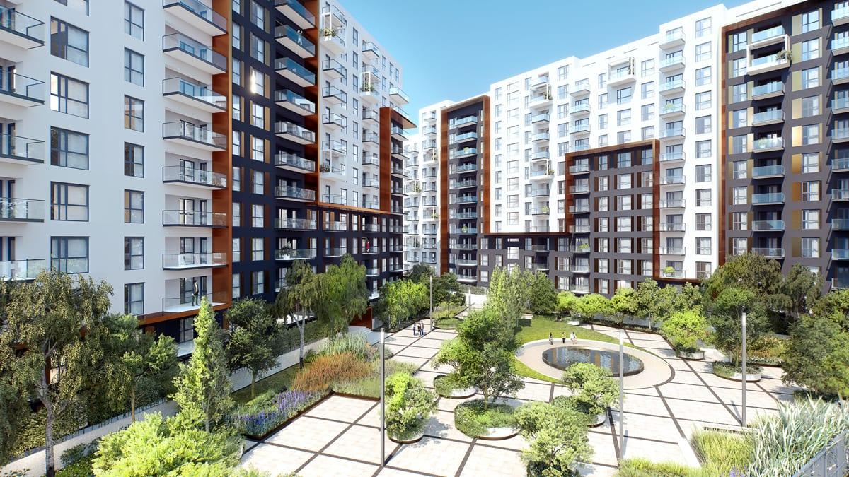 Parcului20 2 lowres - Cordia România va investi 50 de milioane de euro în proiecte rezidențiale