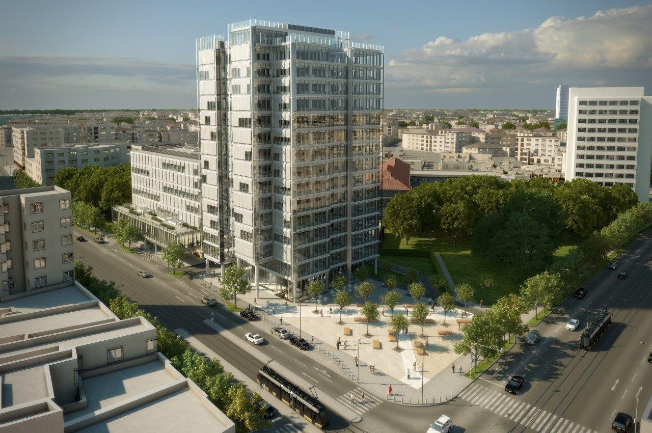 The Mark 01 - Deloitte a semnat: Își mută birourile în clădirea The Mark