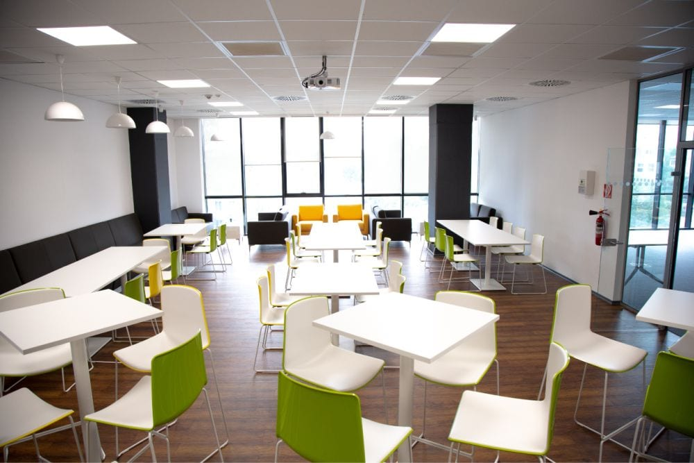 bosch - Bosch și-a relocat birourile din Timișoara în proiectul lui Ovidiu Șandor
