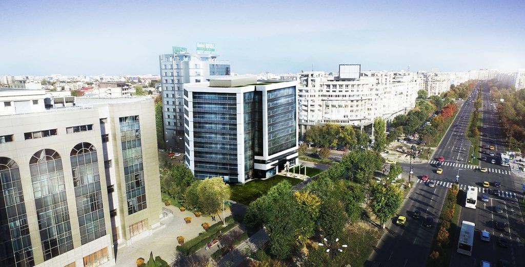 day tower unirii 1024x522 - Analiză: Piața Unirii, un nou pol emergent pe piața birourilor din București