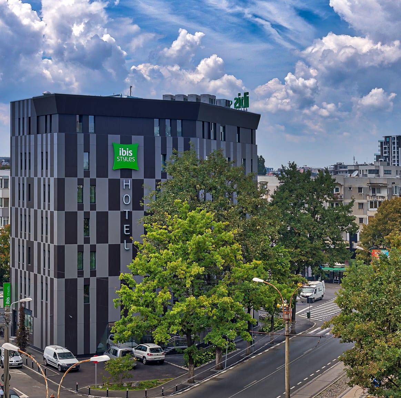 ibis styles 1 - Erbașu vrea să construiască birouri și un hotel în București