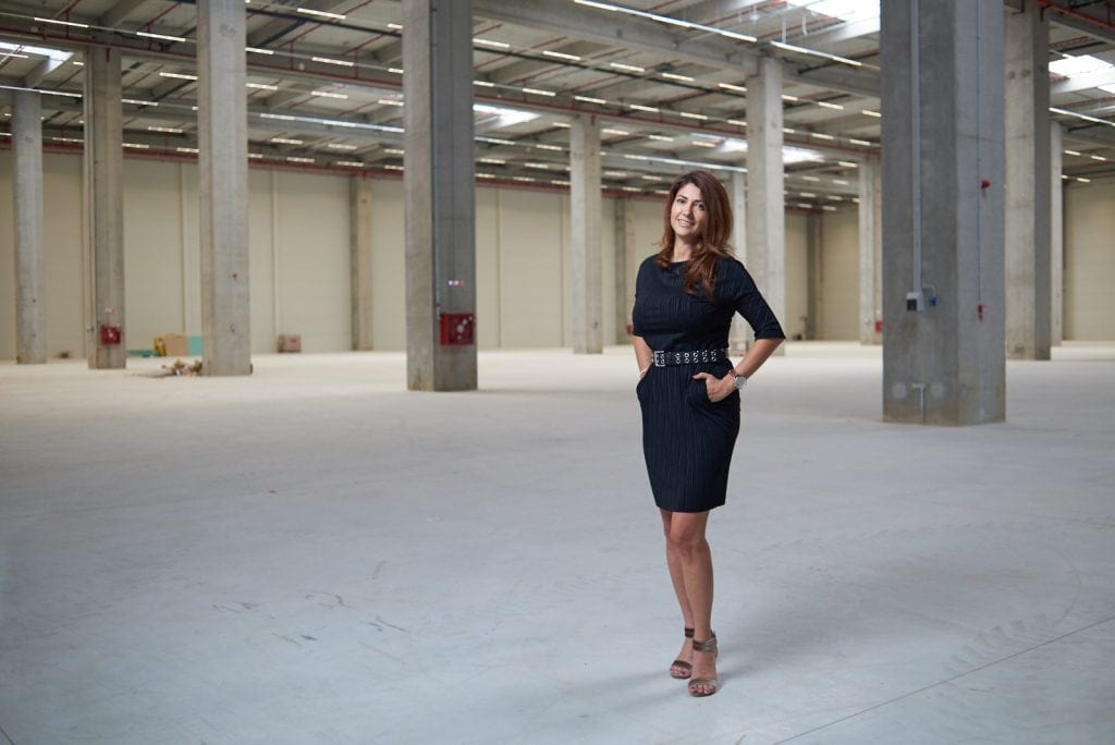 iulia busca CTP 2 1024x684 - Iuliana Bușcă, commercial & business development manager al CTP România: CTP – EXEMPLUL EFICIENȚEI