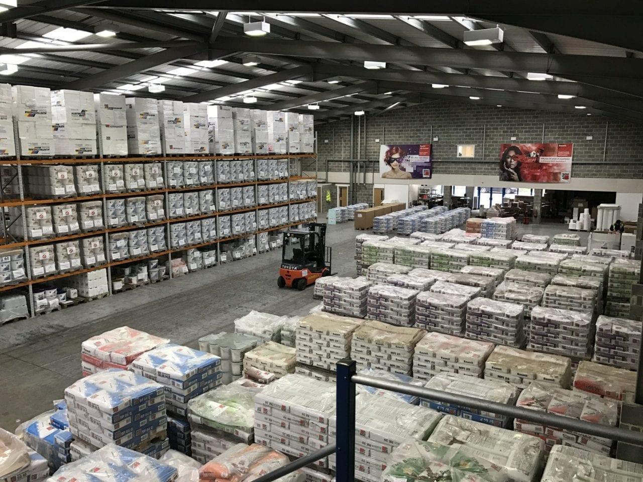 materiale constructii - Analiză Real Estate: Zeci de milioane de euro investiți în noi fabrici de materiale de construcții