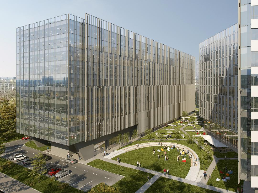 skanska - Skanska România, investiții de 76 milioane euro în birouri în 2018
