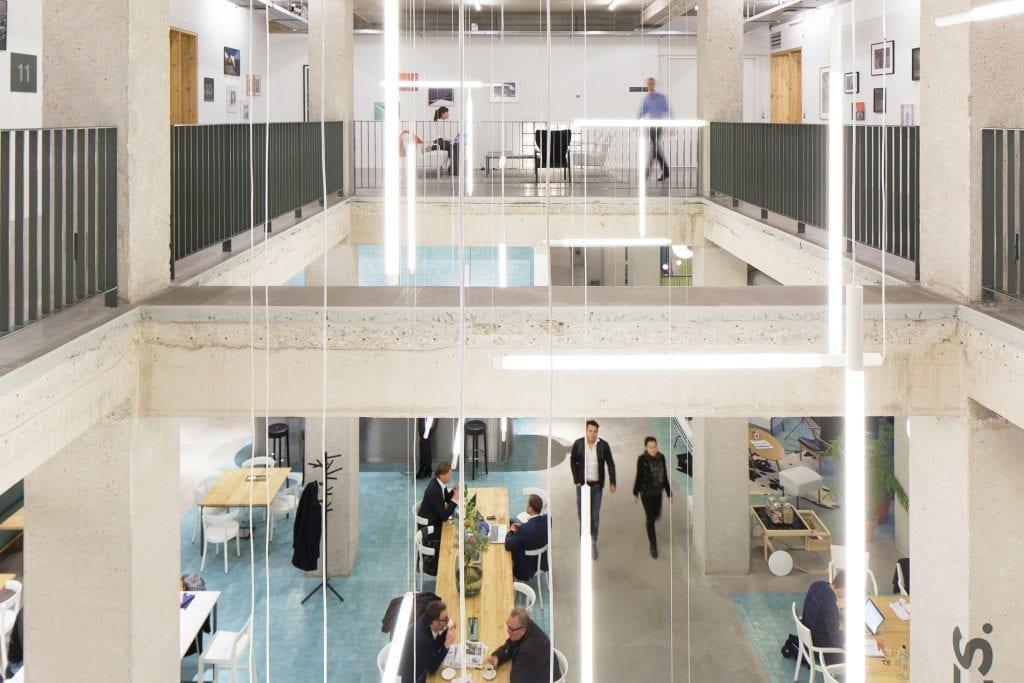 spaces vijzelstraat by sevilpeach architecture design 0 1024x683 - Analiză. Revoluția din segmentul birourilor: spațiile de coworking, în creștere accelerată