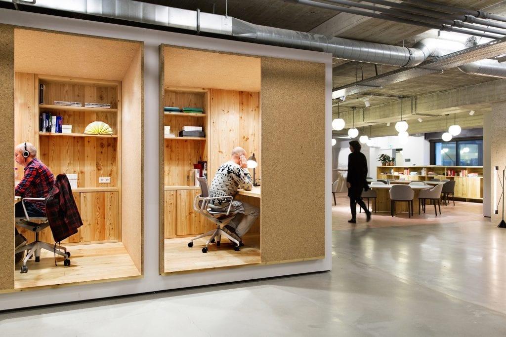 spaces vijzelstraat by sevilpeach architecture design 1 1024x683 - Analiză. Revoluția din segmentul birourilor: spațiile de coworking, în creștere accelerată