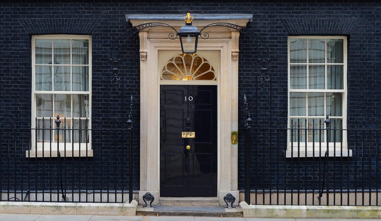 10 Downing Street. MOD 45155532 - Secretele Palatelor: 10 Downing Street