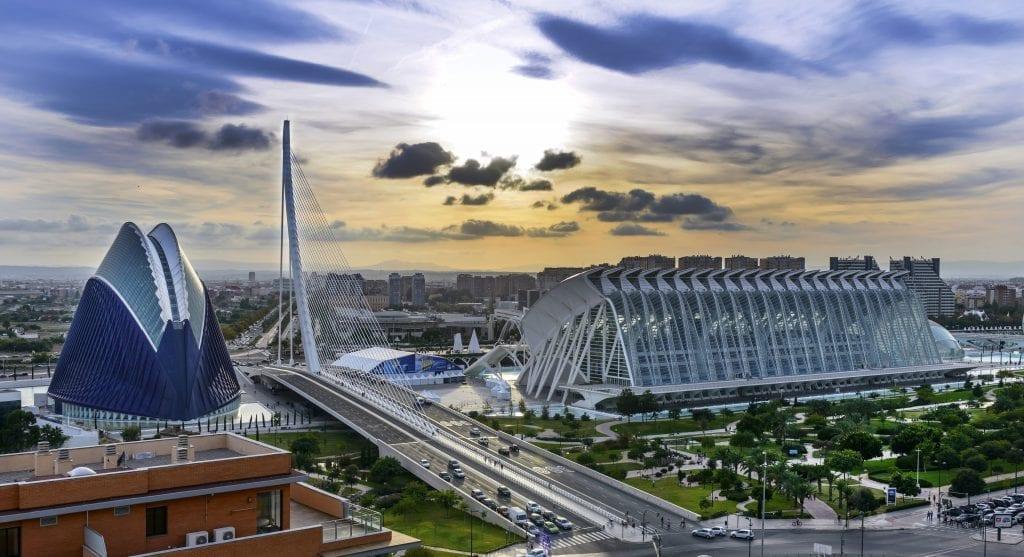 3 1024x557 - Valencia: Orașul Artelor și Științelor