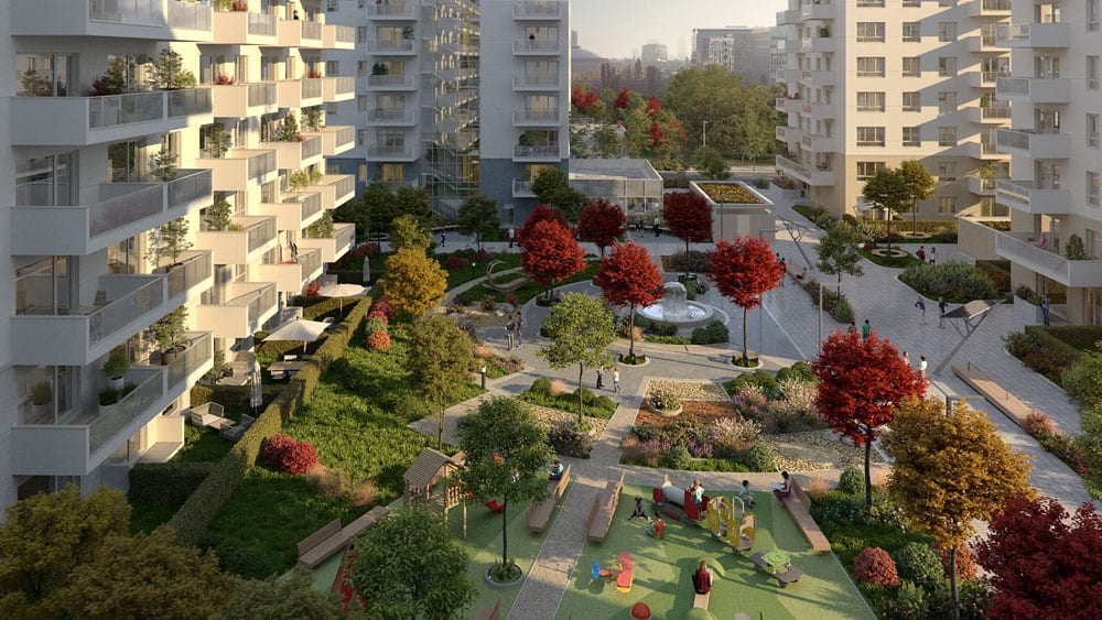 Luxuria exterior - Impact, proiecte cu valoare de aproape 1 miliard de euro până în 2028