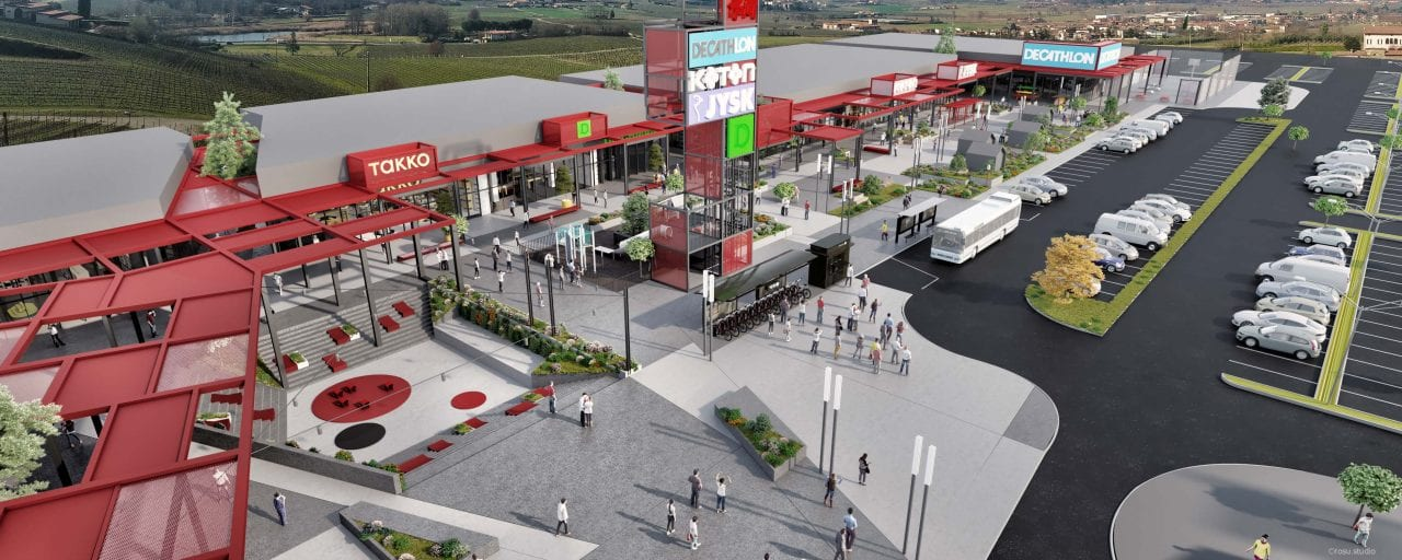 Satu Mare Strip Community Page 01 - Ceetrus investește 10 milioane de euro la Satu Mare - extindere de centru comercial plus apartamente