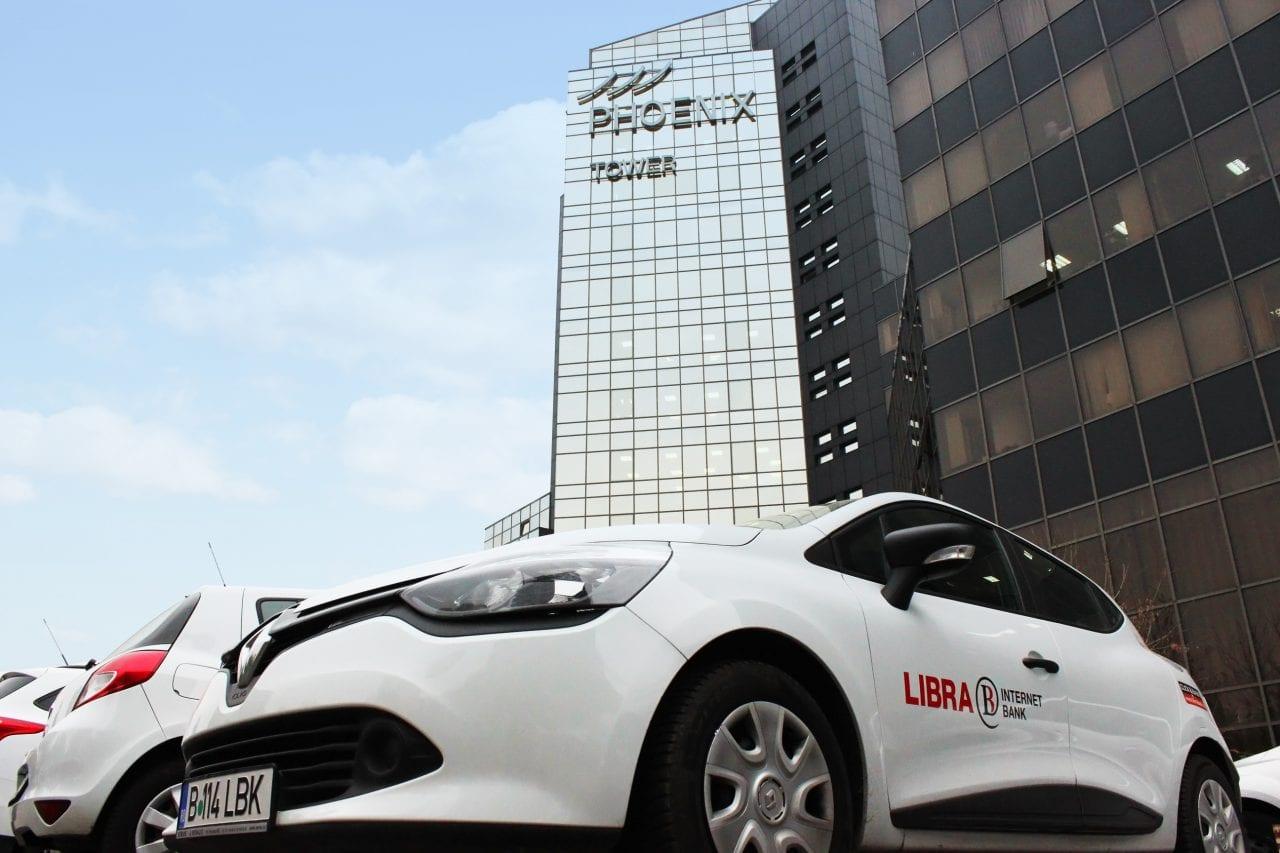 libra bank - Mutare pe piața din București: Libra Internet Bank și-a mutat birourile în Phoenix Tower