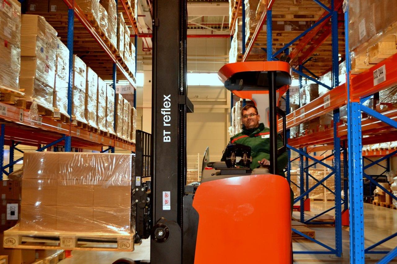 logistica 1 - FM Logistic, investiție de peste 20 de milioane de euro în depozite lângă București