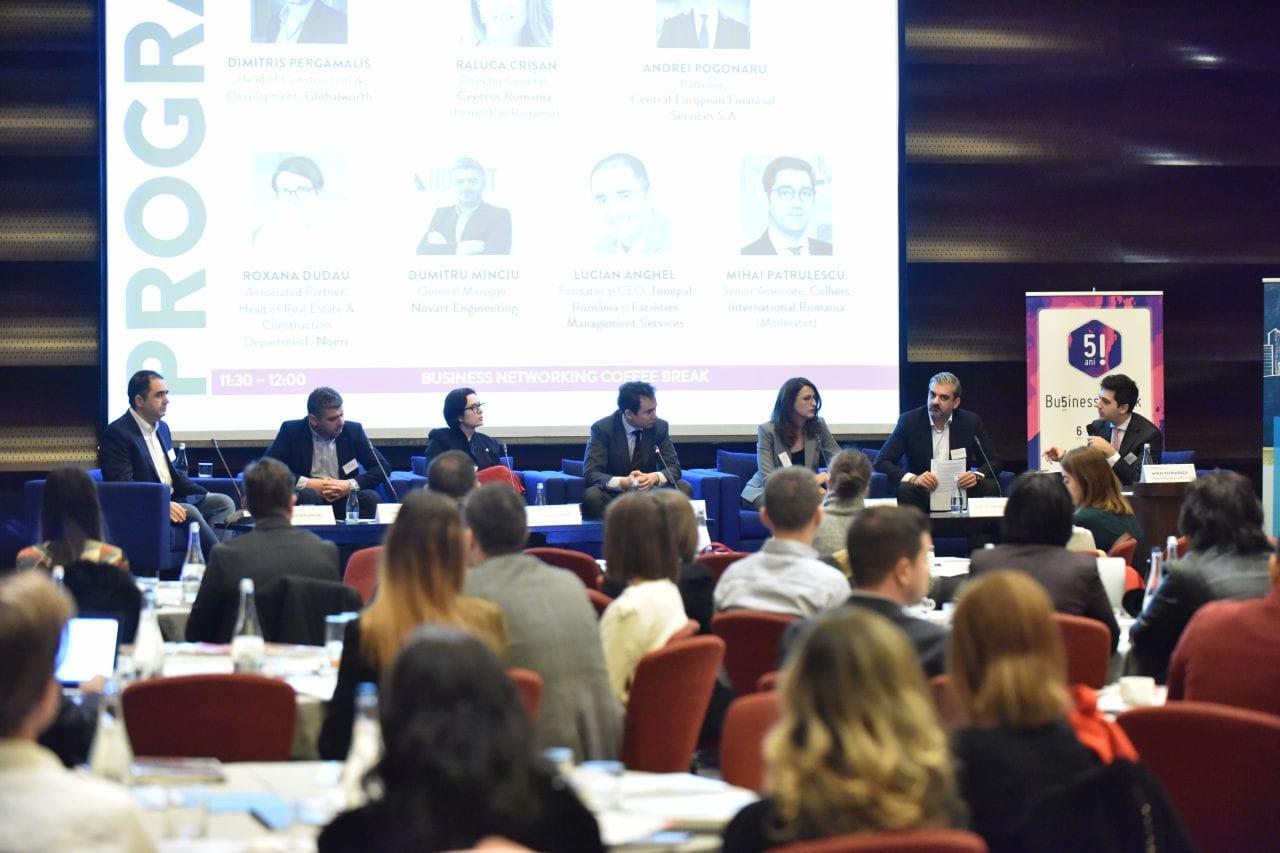 DSC 1238 - Dezvoltarea pieței de imobiliare în prezent și viitor la 'Real Estate & Construction Forum'