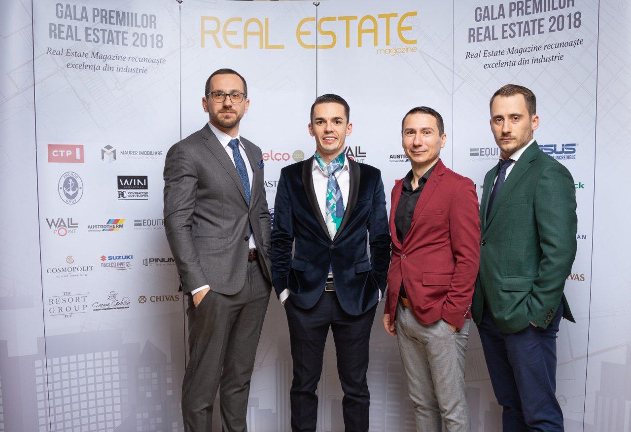 WIN Herastrau PSC Contractor Developer - Dezvoltatorul Cristi Pascu a demarat WIN Herăstrău, proiect rezidențial de lux evaluat la 60 de milioane de euro
