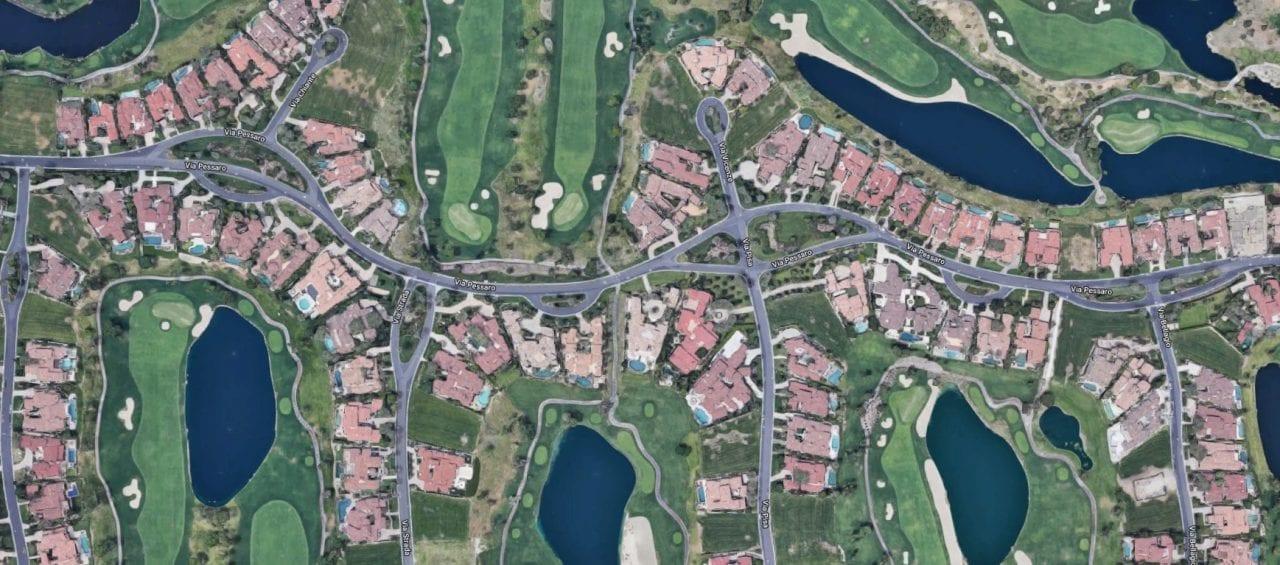 5 case dezvoltate pe malul lacurilor artificiale si terenuri de golf - Potențial de dezvoltare imobiliară pe sute de hectare prin regenerare urbană