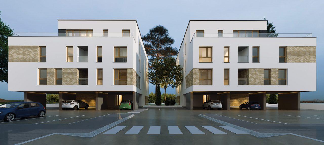 AI Image - Nordis Residence-Băneasa Lake, noul proiect rezidențal dezvoltat în nordul Capitalei