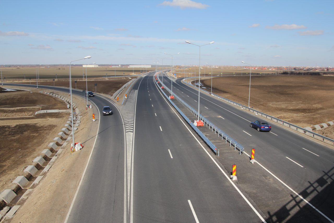 Autostrada - Infrastructura de transport la raport:  Drumul României spre 1.000 de kilometri de autostradă
