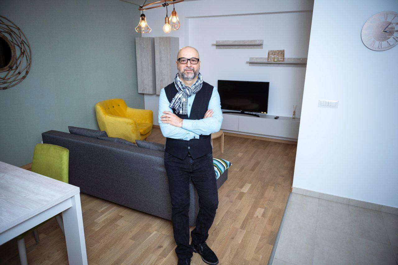 "ND5 9156 - Iulian Niculae, REALTOR®, sales manager LaRa Condominium Otopeni: ""Ne propunem să facem lucrurile diferit"""