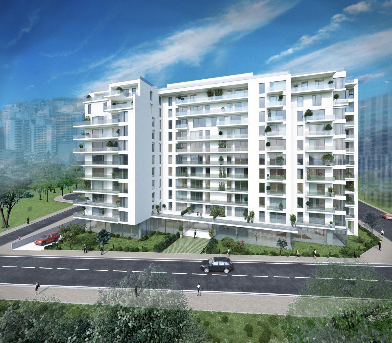 Neo Timpuri Noi - One United Properties dezvoltă un proiect mixt în Timpuri Noi