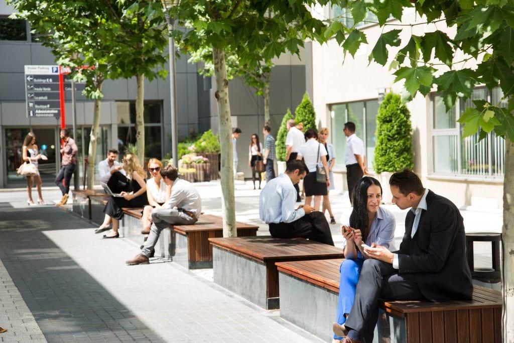 birouri 1024x683 - Analiză Real Estate:  Cum văd dezvoltatorii piața imobiliară românească? Probleme și posibile soluții