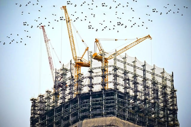 constructii - Lucrările de construcții, volum în creștere cu 23% în primul semestru din 2019