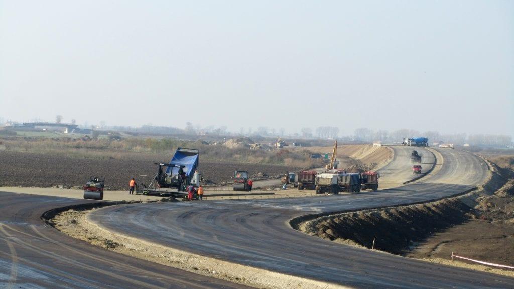 lucrari autostrada cnadnr 0 1024x577 - Infrastructura de transport la raport:  Drumul României spre 1.000 de kilometri de autostradă