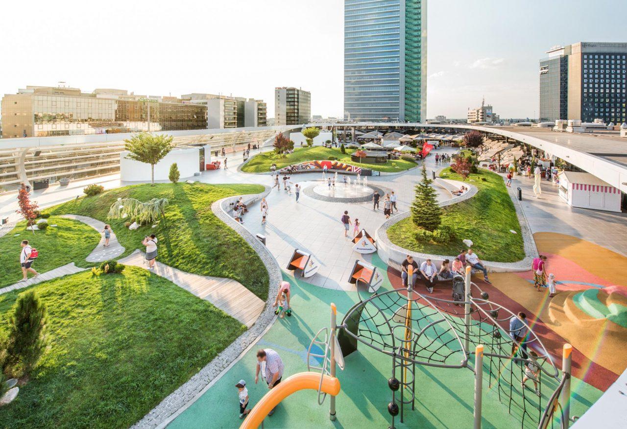 promenada - Analiză Real Estate Magazine: Piața de retail, tendințe diferite de dezvoltare între București și orașele secundare