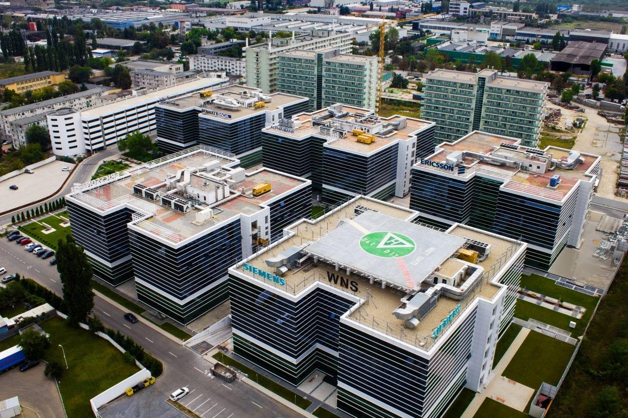 westgate - Societe Generale European Business Services își extinde birourile din Vestul Bucureștiului
