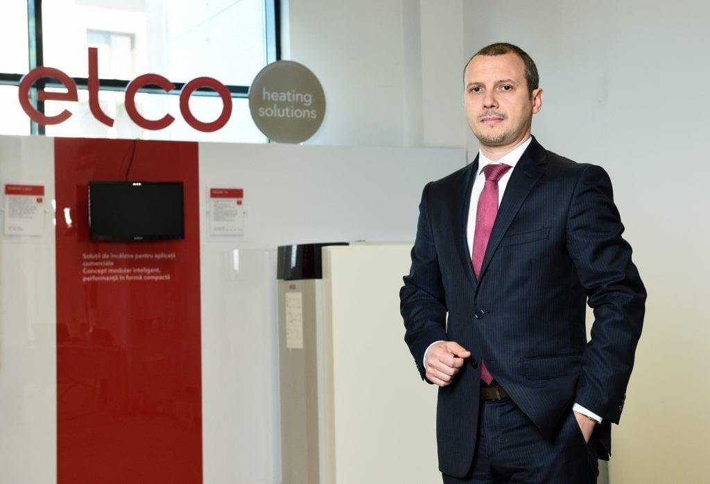 Catalin Draguleanu ELCO - ELCO: Noile clădiri de birouri au generat peste 50% din afaceri în 2018