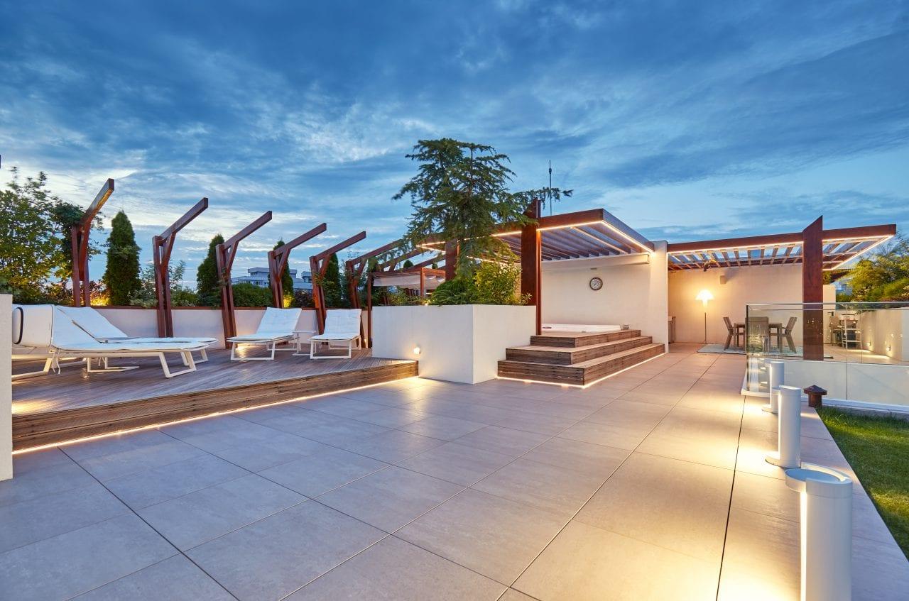 IMG 2092 - GALERIE FOTO: Un penthouse ce oferă experiențe vizuale și tactile cu totul speciale