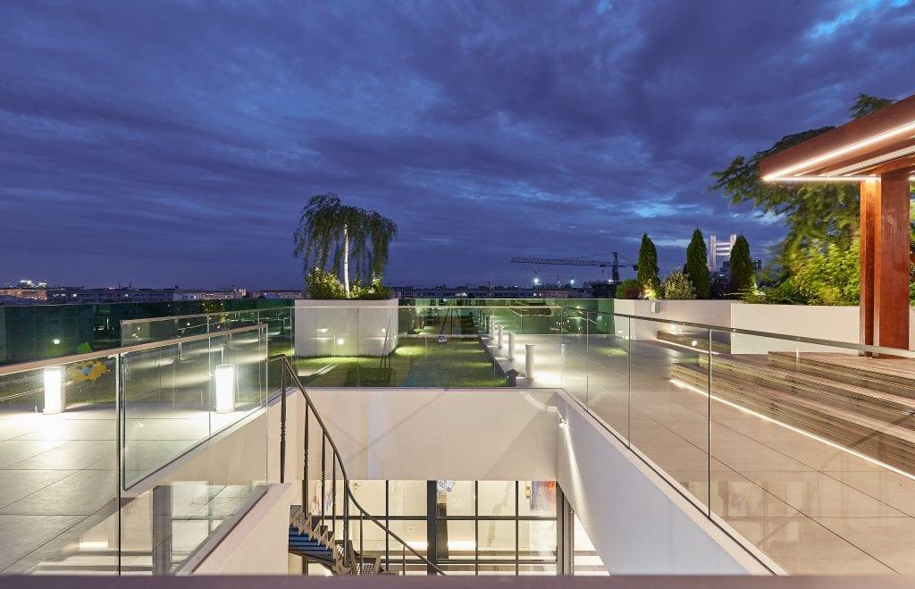 IMG 2139 1024x659 - GALERIE FOTO: Un penthouse ce oferă experiențe vizuale și tactile cu totul speciale