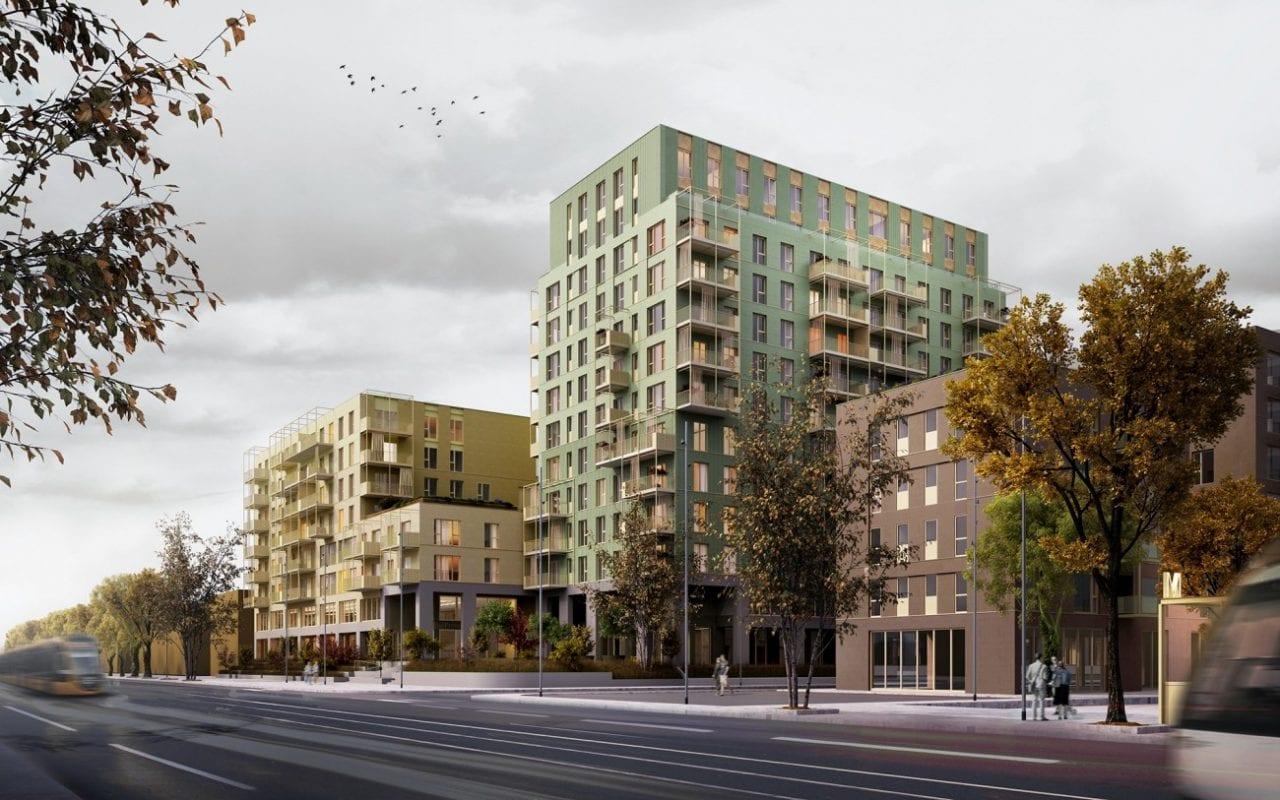 Marmura Residence - Salonul Imobiliar București: Proiecte cu investiții de peste 100 de milioane euro și peste 6.000 de unități rezidențiale disponibile