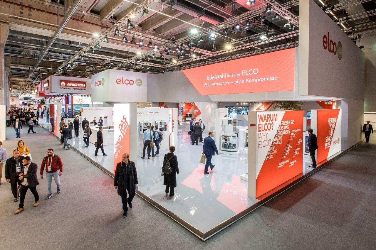 ELCO ISH 2019 - Cele mai noi echipamente Ariston Thermo și ELCO, la cea mai recentă ediție a târgului ISH 2019