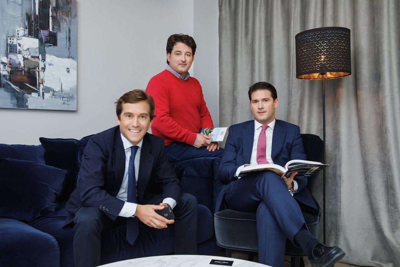 Fondatori HomingProperties - Spaniolii de la Mantor lansează divizia de dezvoltare imobiliară