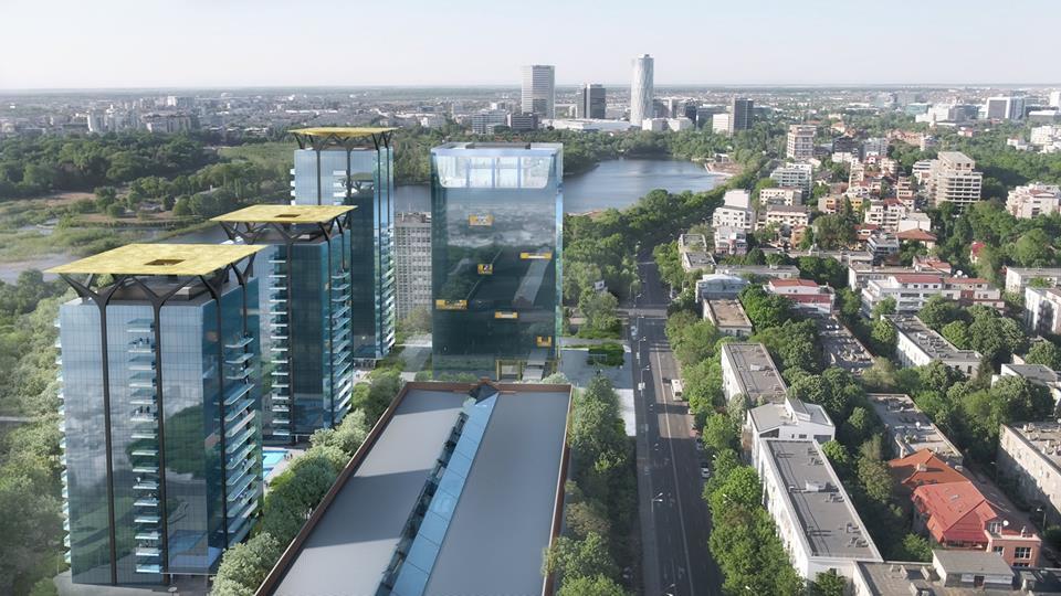One1 - One United Properties va face recurs la decizia instanței privind One Floreasca City