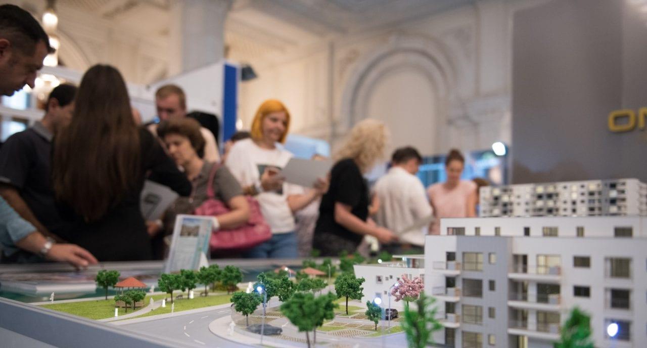 SALONUL IMOBILIAR BUCURESTI - Salonul Imobiliar București, peste 8.000 de vizitatori