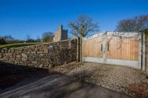 001 Kemys Folly external C Walesonline.co .uk  300x200 - Unconventional Homes: KEMEYS FOLLY – o fostă cabană de vânătoare, transformată în reședință de lux