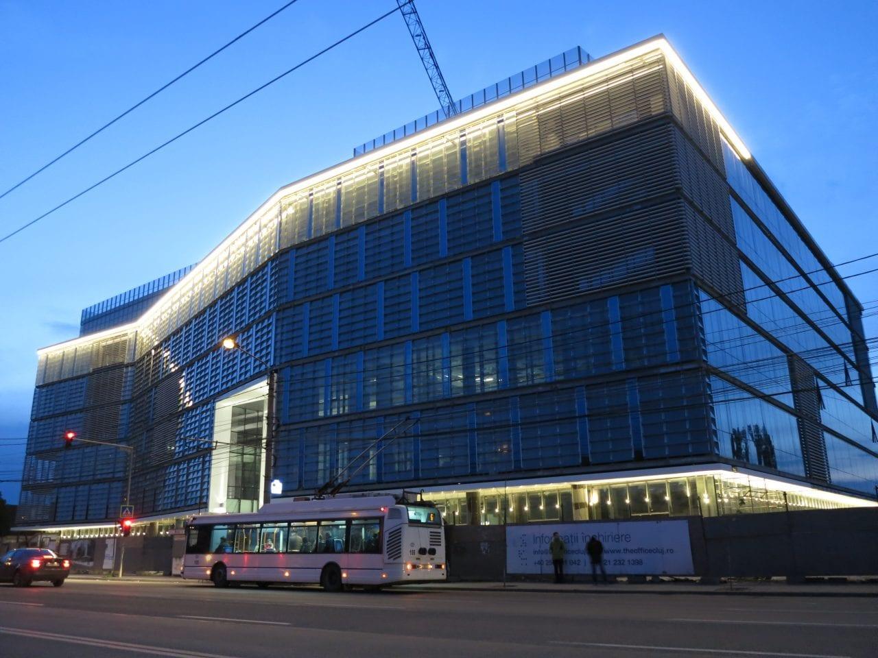 IMG 6525 - Dedeman intră puternic pe piața birourilor: Cumpără The Office Cluj-Napoca după The Bridge