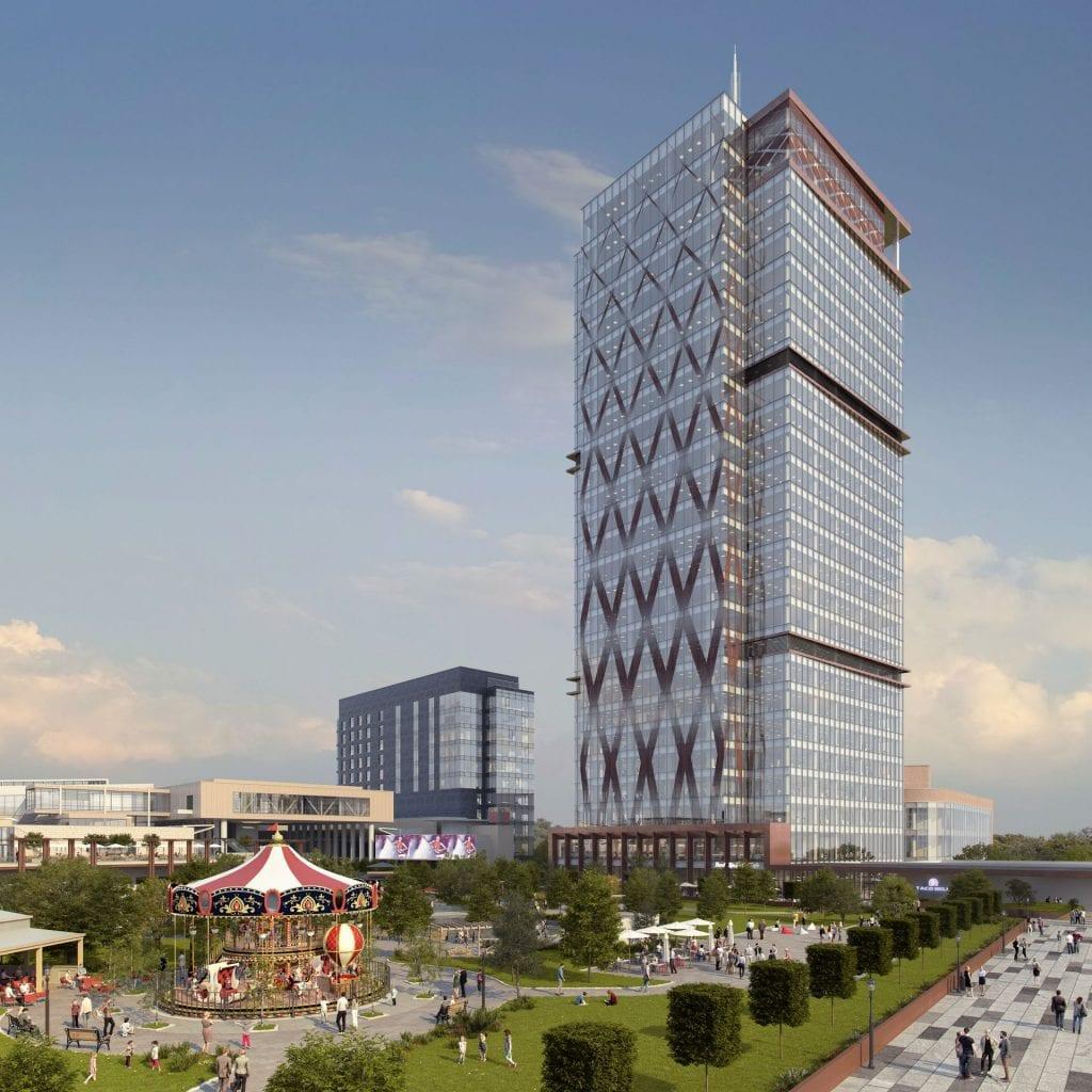 United Business Center 0 1024x1024 - Topul proiectelor de birouri dezvoltate în 2019