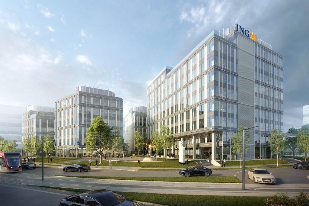 expo business park 1024x682 - Topul proiectelor de birouri dezvoltate în 2019