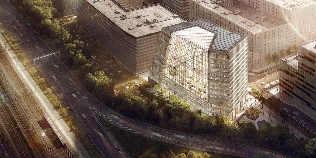 08f3df4a8a210ce4efa8224431bf488c 1024x512 - Top: Cele mai importante clădiri de birouri din lume