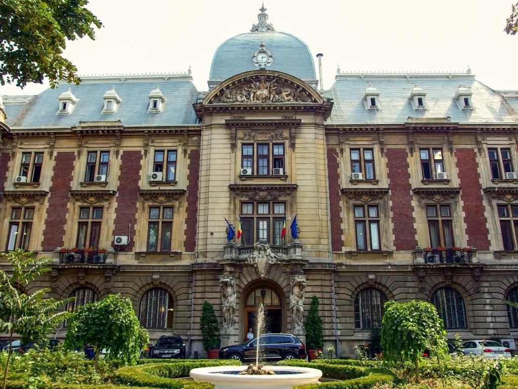 20140819 București 18 1024x768 - Oameni care au construit Bucureștiul:  Louis Pierre Blanc